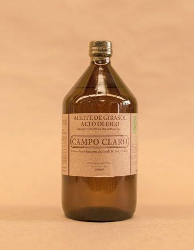 Aceite de Girasol Alto Oleico