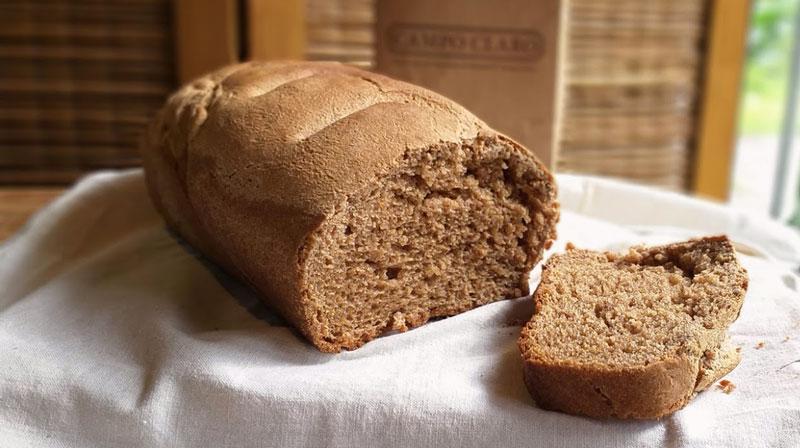 receta para elaborar pan integral